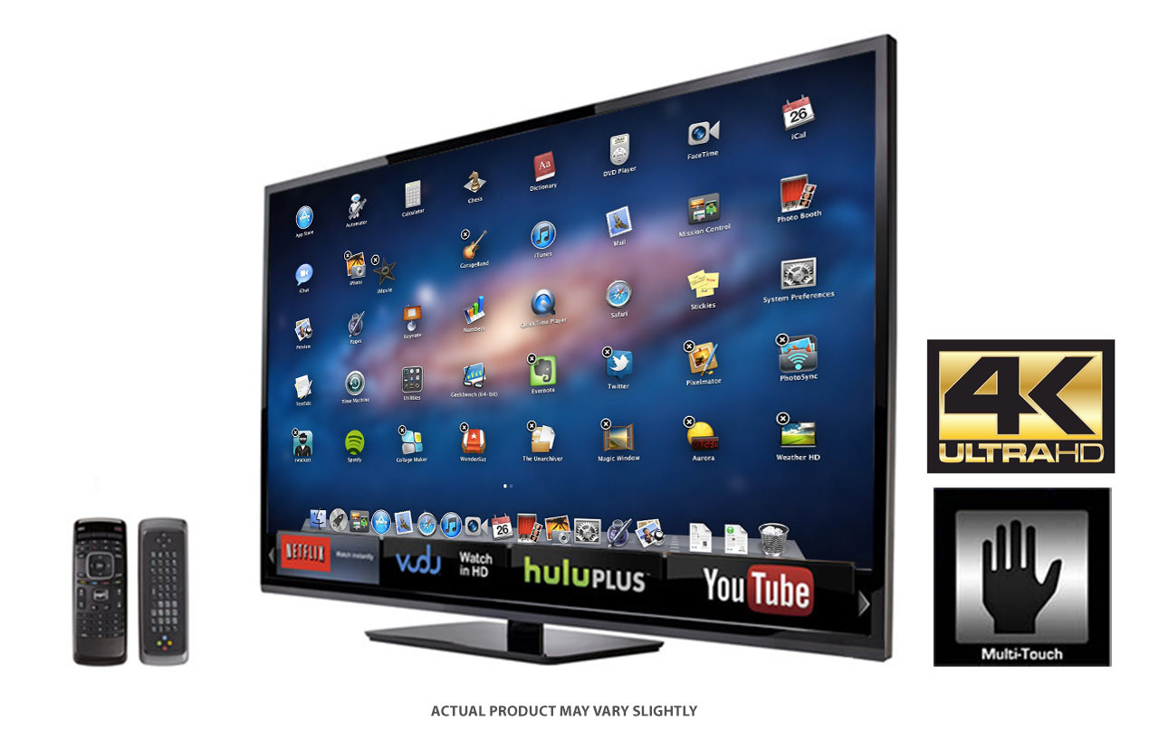 "4K TVs 65"" Touchscreen"