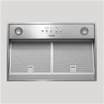 "THERMADOR 30""  Dual Inlet Wall or Island Custom Hood VCI230DS Stainless Details"