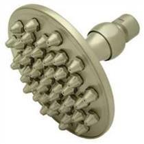 Kingston Brass Model# K134A8 Victorian Apollo Solid Brass Shower Head - Satin Nickel