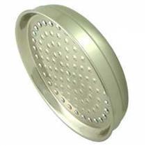 """Kingston Brass Model# K124A8 8"""" Diameter Rain Drop Alladin Shower Head - Satin Nickel"""