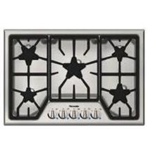 "NIB Thermador Masterpiece 30"" 5 Star Burners with Power Burner Cooktop SGS305FS"