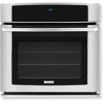 "ELECTROLUX 30"" 4.2 cu. ft. Self-Cleaning Electric Convection Oven EW30EW55GS SS"