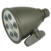 Kingston Brass Model# K138A5 Magellan Adjustable-Spray Solid Brass Shower Head - Oil Rubbed Bronze