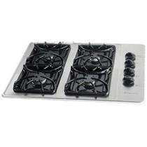 Frigidaire 30'' 4 Burners & Electronic Ignition Stainless Gas Cooktop FGC30S4DC
