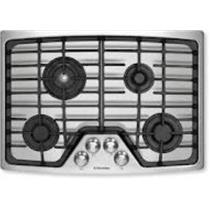 "ELECTROLUX 30""  GAS COOKTOP EW30GC55GS1 STAINLESS SCUFFS ON KNOBS AND SCRATCHES"