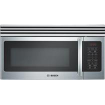 "BOSCH 300 Series 30"" 1.6 CU. FT. 10 Power Levels Microwave Oven HMV3051U"