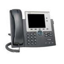 Cisco CP-7945G 7945 Unified IP Phone, Color 5-INCH TFT Display, VoIP NEW
