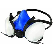 Gerson Respirator-Medium-Dust-Organic Vapors-Oil Based Compounds-Safety Mask(156
