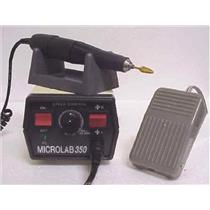 Professional Jewelers Microlab 350 MicroTool 35,000 RPM