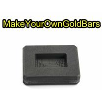 20 Penny Weight Gold  Bar Mold DWT High Density Graphite Old School Loaf Ingot