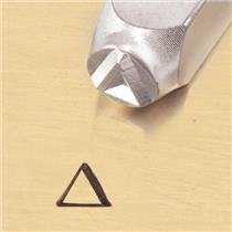 """""""Greek-Delta-Sign"""" 1/4""""-6mm-Large Stamp-Punch-Metal-Steel-Gold & Silver Bars"""