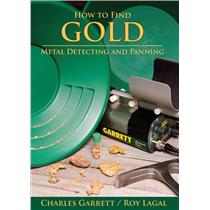 """How To Find Gold""Pocket Book-Panning-Metal Detector-Gold-Prospecting-DIY"