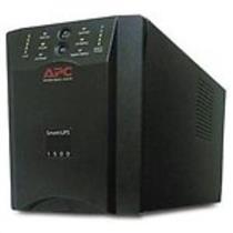 APC SUA1500 1500VA 980W 120V SMART-UPS POWER BACKUP TOWER USB,  -NEW BATTERIES--