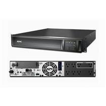 APC SMX1000 Smart-UPS Rack/Tower 750VA 120V LCD Battery Backup New Batteries REF