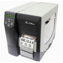 Zebra Z4M Plus Z4M00-2001-0020 Thermal Barcode Label Tag Printer Network 203DPI
