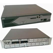 CISCO2851 GIGABIT SERVICES ROUTER 2851 2821 256D 128F ADVENTERPRISEK9 15.1 IOS