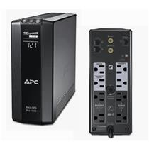 APC BR1000G Back-UPS PRO 1000VA 600W 120V Power Backup Tower UPS REF