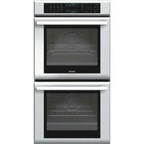 "THERMADOR 27"" 4.2 cu.ft Self-Clean Convection Double Electric Wall Oven MED272JS (5)"