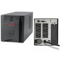 APC SUA750 SMART-UPS 750VA 500W USB 120V Tower Power Backup UPS Mew Batteries