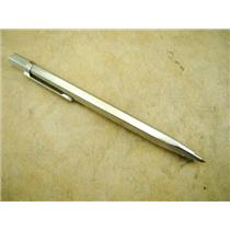 """6"""" Carbide Scriber With Pocket Clip - Gold Minerials Gems Silver Jewelry Tools"""
