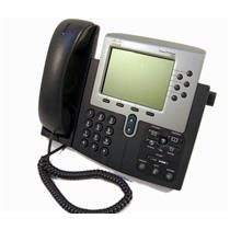 Cisco CP-7960G 7960 Six Button VoIP Phone PoE