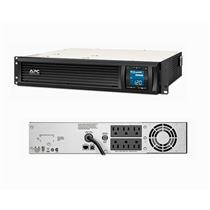APC SMC1500-2U SMART-UPS POWER BACKUP, LCD 1500VA 900W 120V RACKMOUNT - NEW