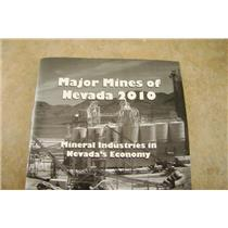 Major Mines of Nevada 2010 Book (Gold + more Mining)