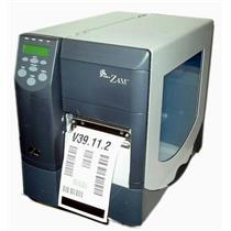 Zebra Z4M Z4M00-0001-0000 Thermal Barcode Label Tag Printer 203DPI Parallel