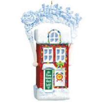 Hallmark Keepsake Ornament 2005 Christmas Countdown - Countdown Calendar QXG4455