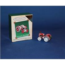 Hallmark Colorway / Repaint Miniature Ornament 2005 Antique Tractors - #QXM8992C