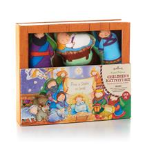 Hallmark Exclusive The First Christmas 2013 Children's Nativity Set - #XKT1246