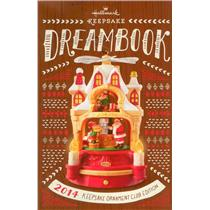 2014 Hallmark Club Edition Dream Book 95+ Color Pages - Brand New - #CDB2014