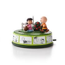 Hallmark Magic Ornament 2013 Optimist Charlie Brown - Peanuts Gang - #QXI2242