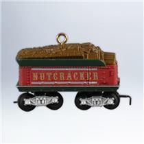 Hallmark Ornament 2012 Nutcracker Route Tender - Lionel Trains - #QXI2034