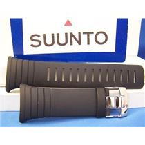 Suunto Watch Band Core Black Resin w/Attaching T-Bars