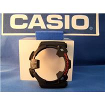 Casio Watch Parts DW-9900 Frogman Shell/Bezel.Black w/Red&White Letter
