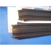 Casio watch band AMW-702 Fishing Gear Black Resin Sport Band w/pins
