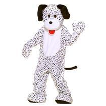 Dalmatian Dog Adult Mascot Costume