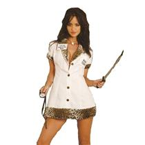Bush Tour Guide Sexy Adult Ladies Costume Medium