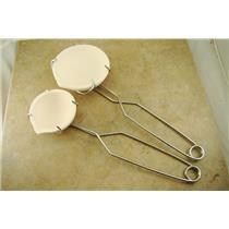 Large & Small Crucible Dish & Tong Kit + Borax-Gold Recovery-Melting-Silver Bars