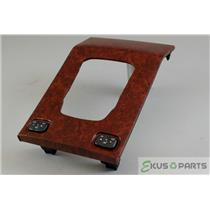 2002 Acura MDX Shift Floor Trim Bezel for use in an automatic