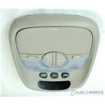 2004 Kia SORENTO Overhead Console with Trip Computer