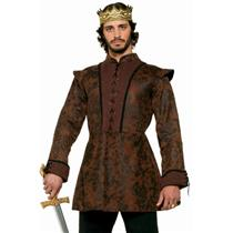 Medieval King Costume Coat