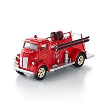 Hallmark Series Ornament 2013 Fire Brigade #11 - 1941 Ford Fire Engine - #QX9152