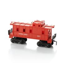 Hallmark Keepsake Ornament 2013 Lionel 6017 Caboose - Lionel Trains - #QXI2145