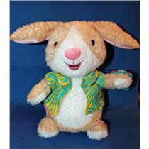 Hallmark 2014 Sweet Dancin Bunny - Macarena Parody Easter Techno Plush - LPR3906