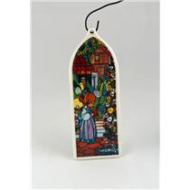 Precious Moments Ornament 1989 Blessed are the Pure in Heart - #PM690-SDB