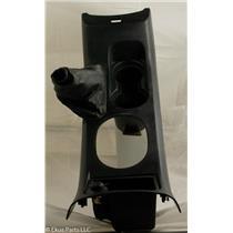 2001-2007 Ford Escape Shift Floor Trim Bezel w/ 12V & Boot for Parking Brake