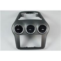 08-10 Saturn Vue 12-15 Chevrolet Captiva Sport Radio Dash Trim Bezel w/ Vents