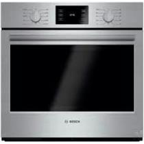 "Bosch 500 30"" 4.6 CF Eco Clean 11 Modes Convection Electric Wall Oven HBL5451UC"